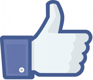 Give the thumbs up to Facebook pages